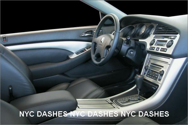 Acura Dash Kits Huge Variery Of Wood Dash Kits Carbon Fiber - 2004 acura tl dash kit