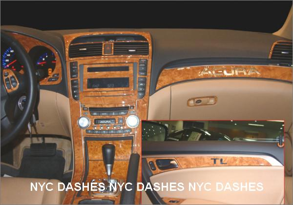 Acura Dash Kits Photos - Acura tl 2004 dashboard